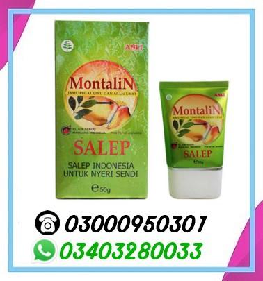 MontaliN Salep Cream