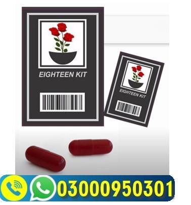 Eighteen Kit Price
