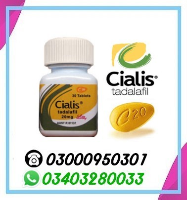 Cialis 30 Tablets Price In Pakistan