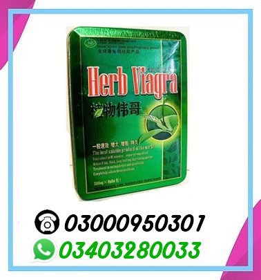 Herb Viagra Capsules