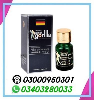 Black Gorilla Tablets