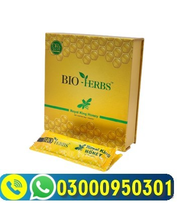Bio Herbs Royal King Honey