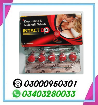 Intact Dp Tablets