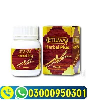 ETUMAX Herbal Plus