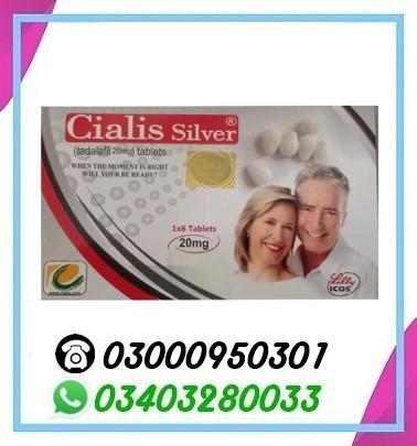 Cialis Silver