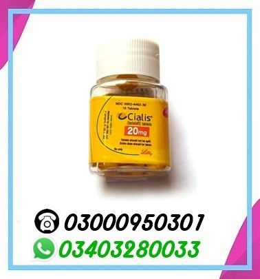 Cialis 10 Tablets
