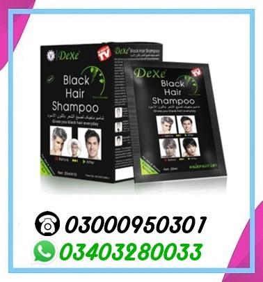 Dexe Black Hair Color  Shampoo