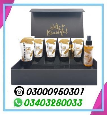 Dermasation 24K Gold Facial Kit