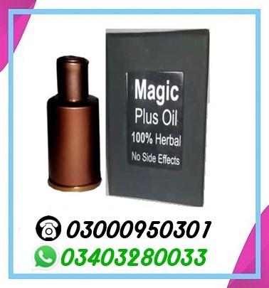 Magic Plus Oil